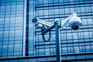 commercial video surveillance cameras